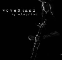 Wovenhand - Live at Effenaar (Eindhoven) - October 4th 2016. A Photograph, and Digital retouching project by Alejandro Puente         - 10.10.2016