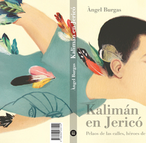 Kalimán en Jericó. A Illustration project by David de las Heras  - 28-08-2017