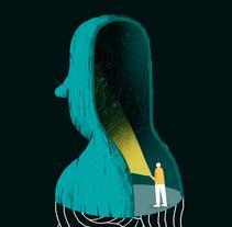 Mirada al interior. Um projeto de Ilustração, Design editorial e Artes plásticas de Fran Pulido - 01-09-2017