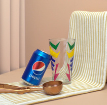 Pepsi Mixes. A Advertising, and Animation project by Flaminguettes           - 01.08.2016