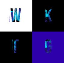 Savage Font: Diseño tipográfico experimental con Processing. Un proyecto de Tipografía de Jorge  Bandera - 10-09-2017