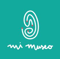 Mi Museo: app para visitantes en instituciones culturales. A UI / UX, Graphic Design, Information Design&Interactive Design project by Elisa Cuesta Fernández         - 15.09.2016