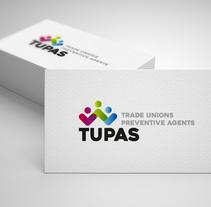Marca TUPAS. Un proyecto de Br, ing e Identidad y Diseño gráfico de Comboi Gràfic         - 30.09.2017
