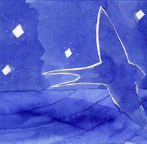 Ilustración para la exhibición MIGRATIONS. A Illustration project by María León         - 04.08.2017