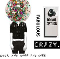 """""""Podrá parecer que no es lo que parece ser """". A Design, Editorial Design, Writing, Collage, and Social Media project by Jen  Díez         - 09.10.2017"""
