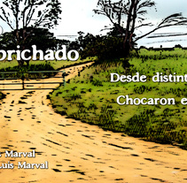 Camino Encaprichado. A Illustration, and Writing project by Luis Marval         - 03.03.2016
