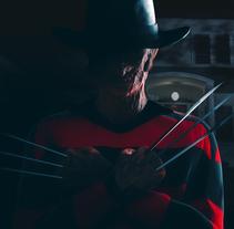 Sculptuber Día 6 (Wolverine & Krueger Mashup). Un proyecto de Diseño de personajes de Ro Bot - 14-10-2017