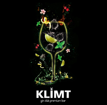 Klimt Cartas de coctelería. A Illustration, Editorial Design, Graphic Design, and Lighting Design project by Chamadoira         - 07.07.2012