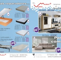 Catálogo muebles - Muebles Intermobel. A Design, and Editorial Design project by Edith Llop Roselló         - 01.02.2016
