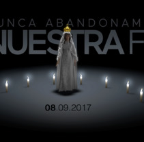 Promesa Anual Virgen del Valle 2017. A Motion Graphics, Film, Video, TV, 3D, Animation, and Character animation project by Freddy Marcano S         - 23.10.2017