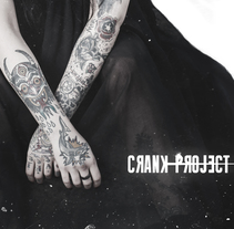 Crank Project. A Design, Art Direction, Costume Design, Fashion, and Pattern design project by Ana Naveiro         - 15.06.2015