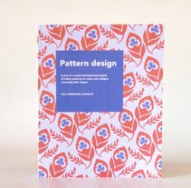 Libro sobre el diseño de estampados. A Editorial Design, Graphic Design, and Pattern design project by Júlia Rodríguez Castellví         - 27.04.2017