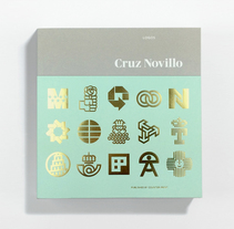 Cruz Novillo. Logos (Libro publicado por Counter-Print). A Design, Br, ing&Identit project by  Cruz Novillo & Pepe Cruz  - 29-10-2017
