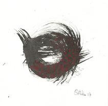 Rojos y negros sobre papel. A Fine Art project by Juanjo Ortubia         - 29.10.2017