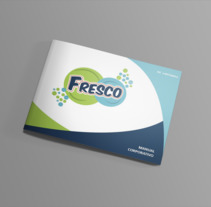 Manual de Identidad Fresco. A Advertising, Graphic Design, and Marketing project by Alexander Barrera Serrano         - 01.11.2017