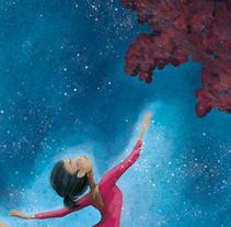 Gimnasta. A Illustration project by Sandra Mejía         - 29.07.2016