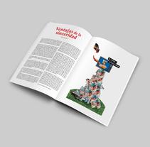 Ventajas de la sinceridad . A Illustration, and Editorial Design project by Pablo Gondar Villalba         - 04.11.2017