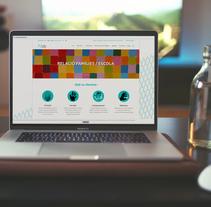Página WEB - Anna Ramis. Un proyecto de Diseño Web y Desarrollo Web de Mònica Wela         - 06.11.2017