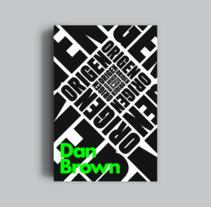 Bookcover: Origen, Dan Brown. Um projeto de Direção de arte, Design editorial e Design gráfico de Comba         - 10.11.2017