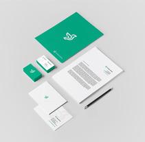 BIRDLOOPS ™ - Brand Identity. Un proyecto de Diseño, Dirección de arte, Br, ing e Identidad, Consultoría creativa y Diseño gráfico de Jean Kover         - 14.05.2017