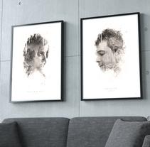 Cuadros de diseño personalizado. A Design, Photograph, Fine Art, Graphic Design, and Digital retouching project by Ion Richard         - 14.11.2017