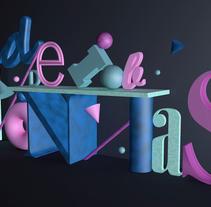 Collage 3D. Un proyecto de 3D de Emilio Martín         - 14.11.2017