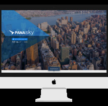 Panasonic - airlines platform. A UI / UX, and Web Design project by Janaina Da Silva Alonso         - 02.08.2016
