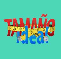 Talla única. Un proyecto de Publicidad, Dirección de arte, Diseño gráfico, Marketing y Social Media de Julián Norori Roque         - 15.07.2016