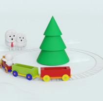 Navidad. Un proyecto de Animación de personajes de ed_valcas         - 09.12.2017