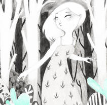 Find my soul . Un proyecto de Ilustración de eva carot - 29-05-2017