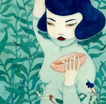 Ilustración. A Illustration project by Hilda Palafox - 19-12-2017
