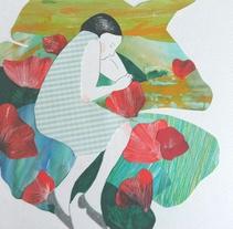"Mi Proyecto del curso: Introducción a la ilustración infantil. ""El mago de Oz"" por Ainhoa Aranburu.. A Fine Art project by Ainhoa Aramburu Urruzola - 04-01-2018"