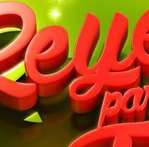 Reyes para Todos. A Design, and 3D project by José Avero - 15-09-2015