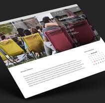 MODIband. Um projeto de Design, UI / UX e Web design de minsk         - 15.01.2018