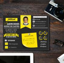 Portfolio Community Manager. A Design, Illustration, Br, ing&Identit project by Mercedes Núñez de Castro - 31-01-2018