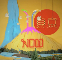 Tokyo Now - NHK. A Animation, and Stop Motion project by JAVIER LOURENCO         - 13.02.2018