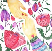 Amantes secretos. Un proyecto de Ilustración de Budupí Budupí         - 14.02.2018
