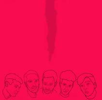 Cartel - Banda de Rock. A Design, Illustration, Br, ing&Identit project by Lucas Cosenza         - 14.02.2018