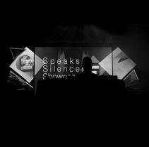SHXCXCHCXSH Live,The Loft, Razzmatazz, Barcelona. Speaks Silence Showcase 3.. Um projeto de Instalações e Vídeo de Joan Martínez Gaixa         - 22.02.2018