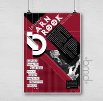 Cartel tipográfico. Un proyecto de Diseño gráfico y Tipografía de Berta Mayol Dotú         - 26.02.2018
