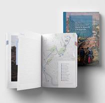 Rutas por Toledo. Entre la historia y la leyenda.. Um projeto de Design editorial de Sandra Rey         - 08.01.2018