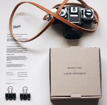 Identidad visual handmade de Mapa Co. . Un proyecto de Fotografía, Dirección de arte, Br, ing e Identidad y Diseño gráfico de Eugenie Laughery         - 06.03.2018