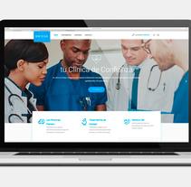 Bridge Clinic. A Web Design project by Antonio Maldonado Torrado         - 07.03.2018