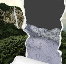 Isla Foto Realista. A 3D, Architecture&Interior Architecture project by Luis Echenique         - 10.11.2014