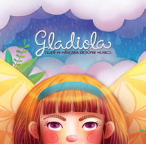 Gladiola. A Illustration project by Betsy Amparán         - 11.03.2018