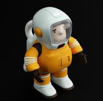 Goodbye_Mr.Hawking. Un proyecto de Ilustración, 3D y Diseño de personajes de Guillermo Amengual Garrido         - 14.03.2018