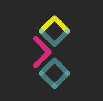 [ BRANDING ] Imagen gráfica para El Nodo Estación Creativa. Un proyecto de Br e ing e Identidad de Demian Abrayas         - 17.01.2018