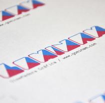Marca personal & CV. Un proyecto de Br, ing e Identidad, Diseño editorial, Diseño gráfico, Tipografía y Paper craft de Gema Sahuquillo         - 12.02.2018