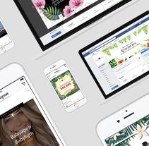 Studio Valdés // Diseño, Social Media y +. Un proyecto de Diseño, Br, ing e Identidad, Diseño Web y Social Media de David Pérez Baeza         - 04.04.2018
