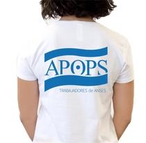 Rediseño de Isologotipo Apops. Um projeto de Design, Br, ing e Identidade e Design gráfico de María Paz Pagnossin         - 04.04.2018
